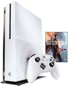 xbox one s 500gb Xbox One S 500GB Battlefield 1 or Minecraft Bundle + Free $40 Gift Card
