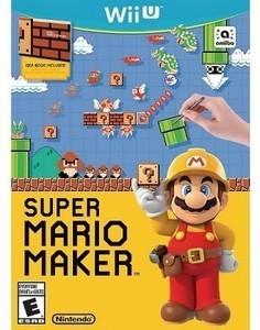 Super Mario Maker (Nintendo Wii U) Super Mario Maker (Nintendo Wii U)