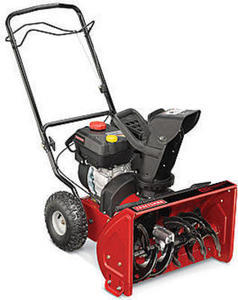 "Craftsman 22"" 179cc Compact Dual-Stage Snowblower"