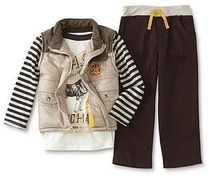2 & 3PC Kid's Clothing Sets
