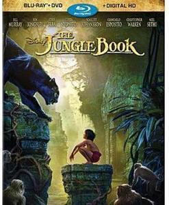 The Jungle Book (Blu-ray / DVD / Digital HD)