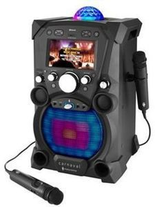 Singing Machine Remix Hi-def Digital Karaoke System