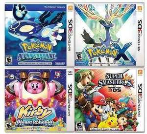 Select 3DS Games