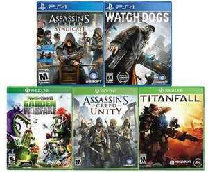 Select Video Games