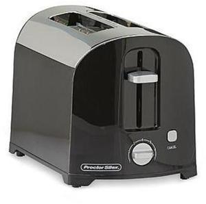 Proctor Silex 2-Slice Durable Toaster