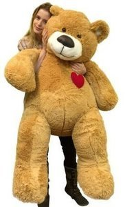 55 Inch Giant Teddy Bear