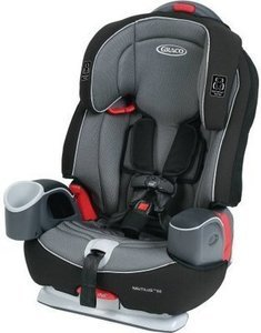 Graco Nautilus LX 65 3-in-1 Harness Booster