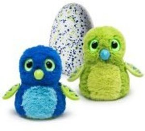 Hatchimals - Hatching Egg - Interactive Creature - Draggle - Blue/Purple Egg by Spin Master Hatchimals