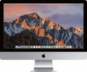 "Apple - 27"" iMac with Retina 5K display - Silver"
