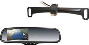 EchoMaster Rear-View Mirror Back-Up Camera Kit