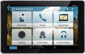 """Rand McNally OverDryve 7"""" Tablet"""