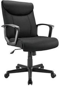 Brenton Studio Fabric Mid-Back Task Chair