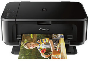 Canon PIXMA Wireless Color Inkjet All-In-One Printer