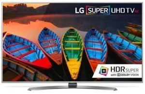 "LG 60"" 4K HDR Super Ultra HD webOS 3.0 Smart TV"