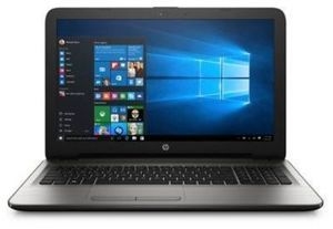 HP Laptop with Intel Core i5-6200U Processor, 6GB Memory, 1TB Hard Drive, Black