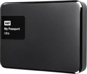 WD 4TB My Passport Ultra Portable External Hard Drive
