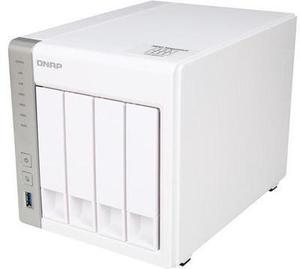 QNAP Personal Cloud NAS Diskless System with DLNA, PLEX Support (After Coupon BFFLYER10)