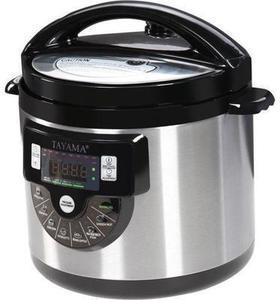 Tayama TMC-60XL 6 quarts 8-in-1 Multi-Function Pressure Cooker