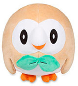 Pokemon Rowlet Plush