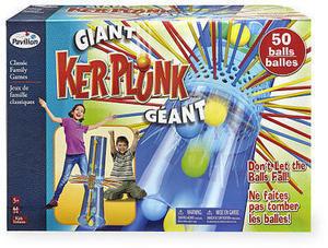 Pavilion Giant Kerplunk Game