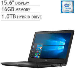 Dell Inspiron 15 Gaming 7000 Series Laptop w/ Intel Core i7 CPU