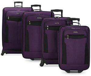 Travel Select Segovia 4 Piece Spinner Luggage Set
