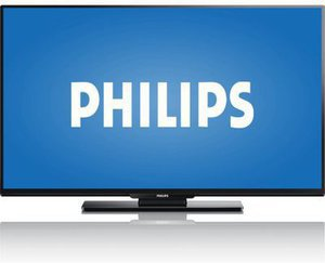 "Philips 55PFL5601/F7 55"" 4K Ultra HD 2160p 60Hz LED Smart HDTV (4K x 2K)"