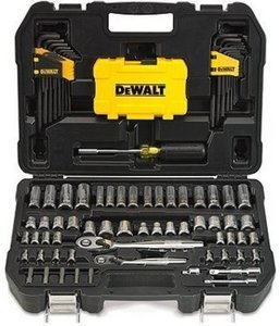 DeWalt Mechanics Tool Set, 108-Pc.