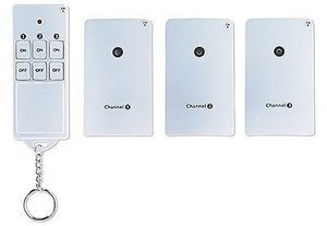 3 pack Indoor Remote Control