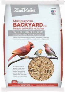 40 lb. Wild Bird Feed
