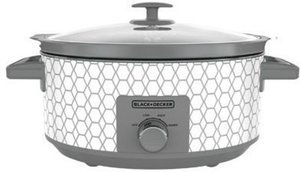 7 qt. Black+Decker Slow Cooker