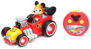 Disney Junior Mickey and The Roadster Racers RC Car