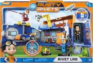 Rusty Rivers Rivet Lab