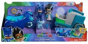 Pj Masks Nighttime Adventures 2 Vehicle Packs