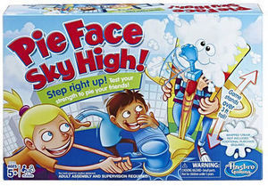 Pie Face Sky High! Game