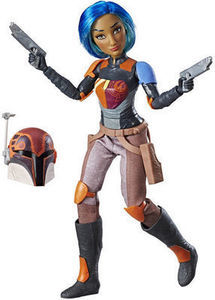 Star Wars: Forces of Destiny Sabine Wren Adventure Figures