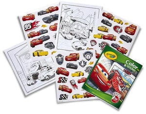 All Crayola Giant Coloring Pages and Color & Sticker Books