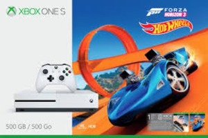 Xbox One S 500GB Forza Horizon 3 Hot Wheels Bundle