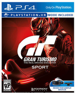 Gran Turismo Sport Sony PS4