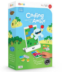 Osmo Coding Awbie Blocks Game