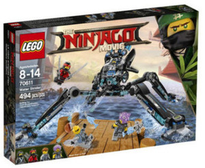 The LEGO Ninjago Movie Water Strider