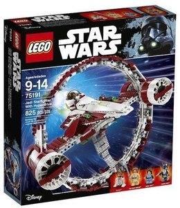 LEGO Star Wars Jedi Starfighter with Hyperdrive