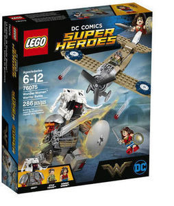 LEGO Super Heroes Wonder Woman Warrior Battle