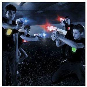 LASER X Two Player Laser Tag Gaming Set