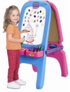 Crayloa Magnetic Double Sided Easel