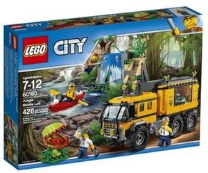 LEGO City Jungle Explorers Jungle Mobile Lab