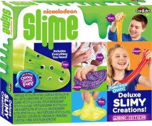 Nickelodeon Deluxe Slimy Creations! Slime Making Kit