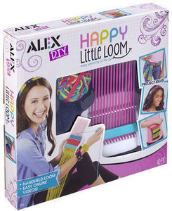 Alex Toys DIY Happy Little Loom Craft Kit