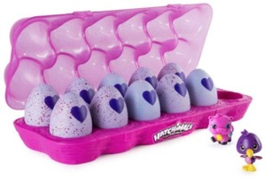 Hatchimals CollEGGtibles 12-Pack Carton