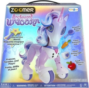 Zoomer Enchanted Unicorn